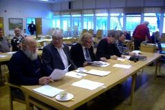 Representantskapsmöte 19 mars 2011